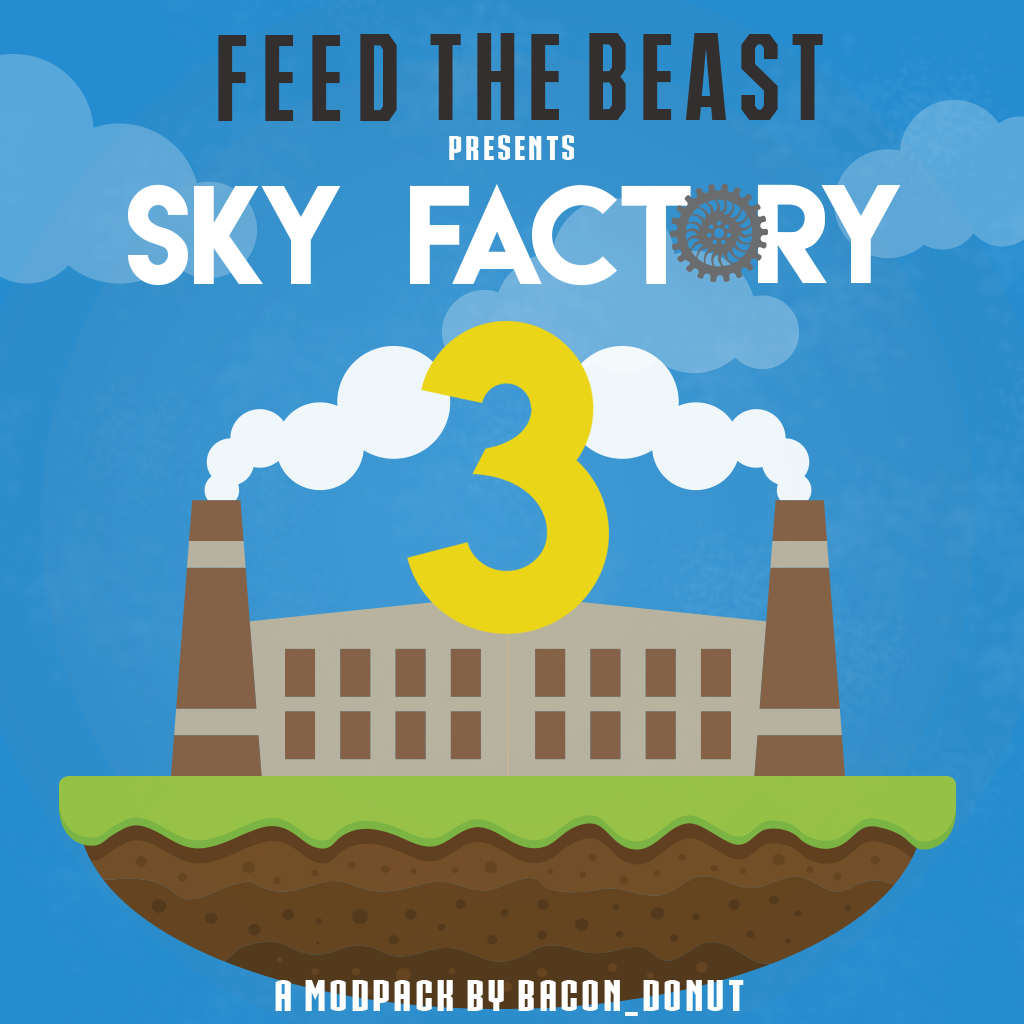 SkyFactory 3 - Feed The Beast Wiki