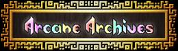 Modicon Arcane Archives.png