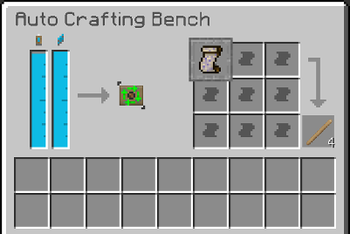 Auto Crafting Bench - Official Feed The Beast Wiki