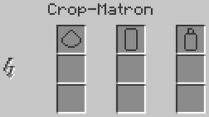 The Crop-Matron GUI
