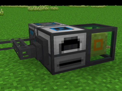 Autocrafting with Refined Storage - Official Feed The Beast Wiki