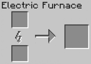 The Electric Furnace GUI