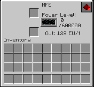 The MFE GUI
