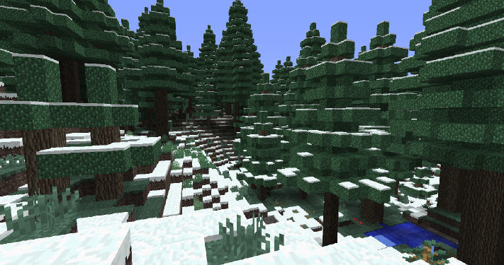 BiomesOPlenty Snowy Coniferous Forest 2.png
