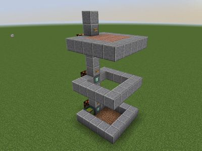 Elevator (RFTools) - Feed The Beast Wiki