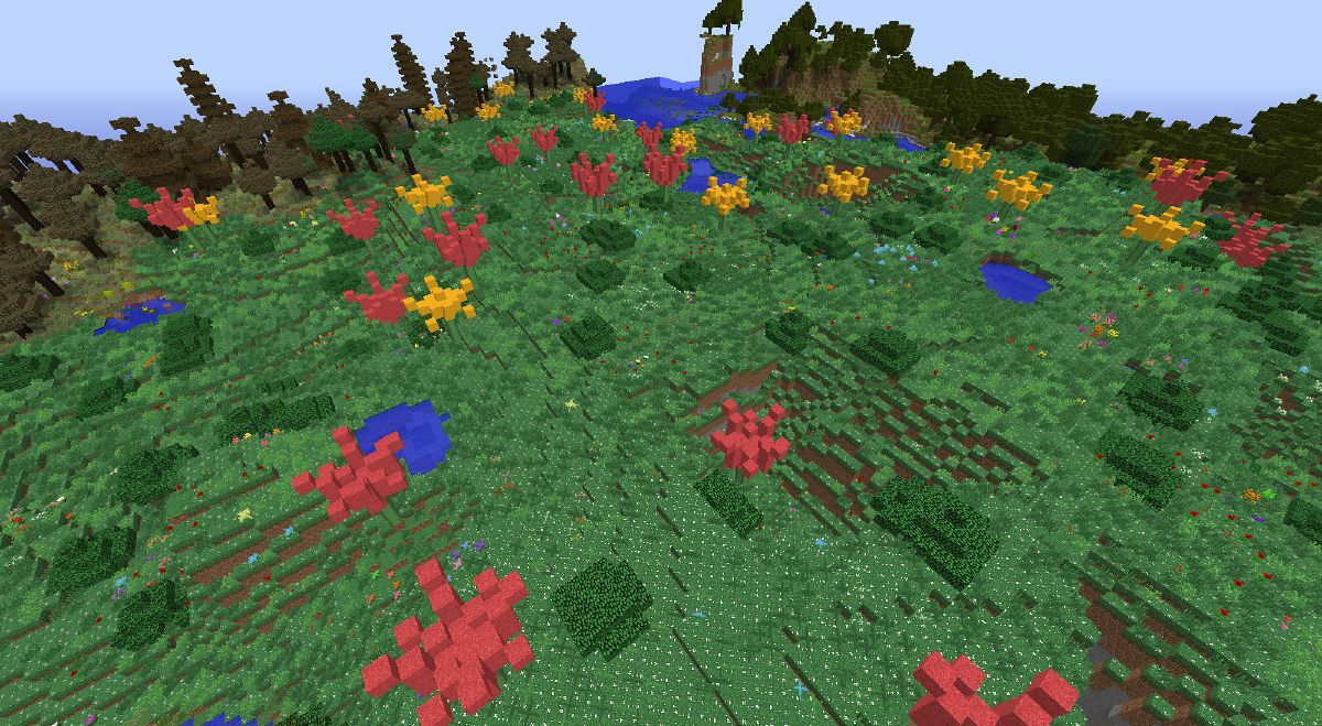 Garden (Biomes O' Plenty) - Official Feed The Beast Wiki