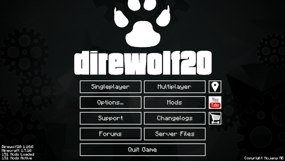 Direwolf20 (1 7 10) - Official Feed The Beast Wiki