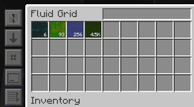 GUI of Fluid Grid