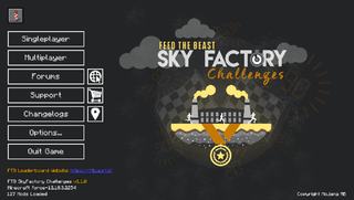 FTB Skyfactory Challenges - Official Feed The Beast Wiki