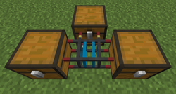 Routed Crafting pipe – Feed The Beast Wiki