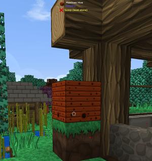 oak sieve minecraft