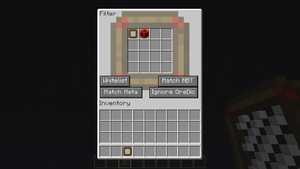 Item Filter (Extra Utilities 2) - Official Feed The Beast Wiki