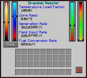 Draconic Evolution Reactor Guide - Official Feed The Beast Wiki