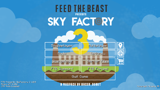 SkyFactory 3 - Official Feed The Beast Wiki