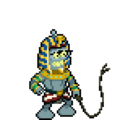 Bender Pharaoh action.png