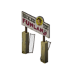 Decoration Reckless Ted's Funland Sign.png