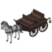 Decoration Horse and Carriage.png