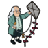 Ben Franklin Fly a Kite.png