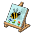 Bee Bender Admire the Work of Pablo Bee-caso.png