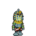 Bender Pharaoh idle.png
