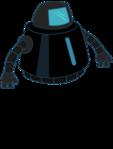 Robot 1-XS Space Black