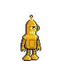 Bender Golden idle.png