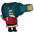 Robot Santa Claus Give Away Some Gifts.png