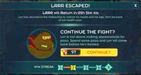 Event Lrrr Strikes Back Splash Lrrr Escaped.png