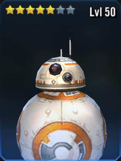 bb8  star wars galaxy of heroes wiki