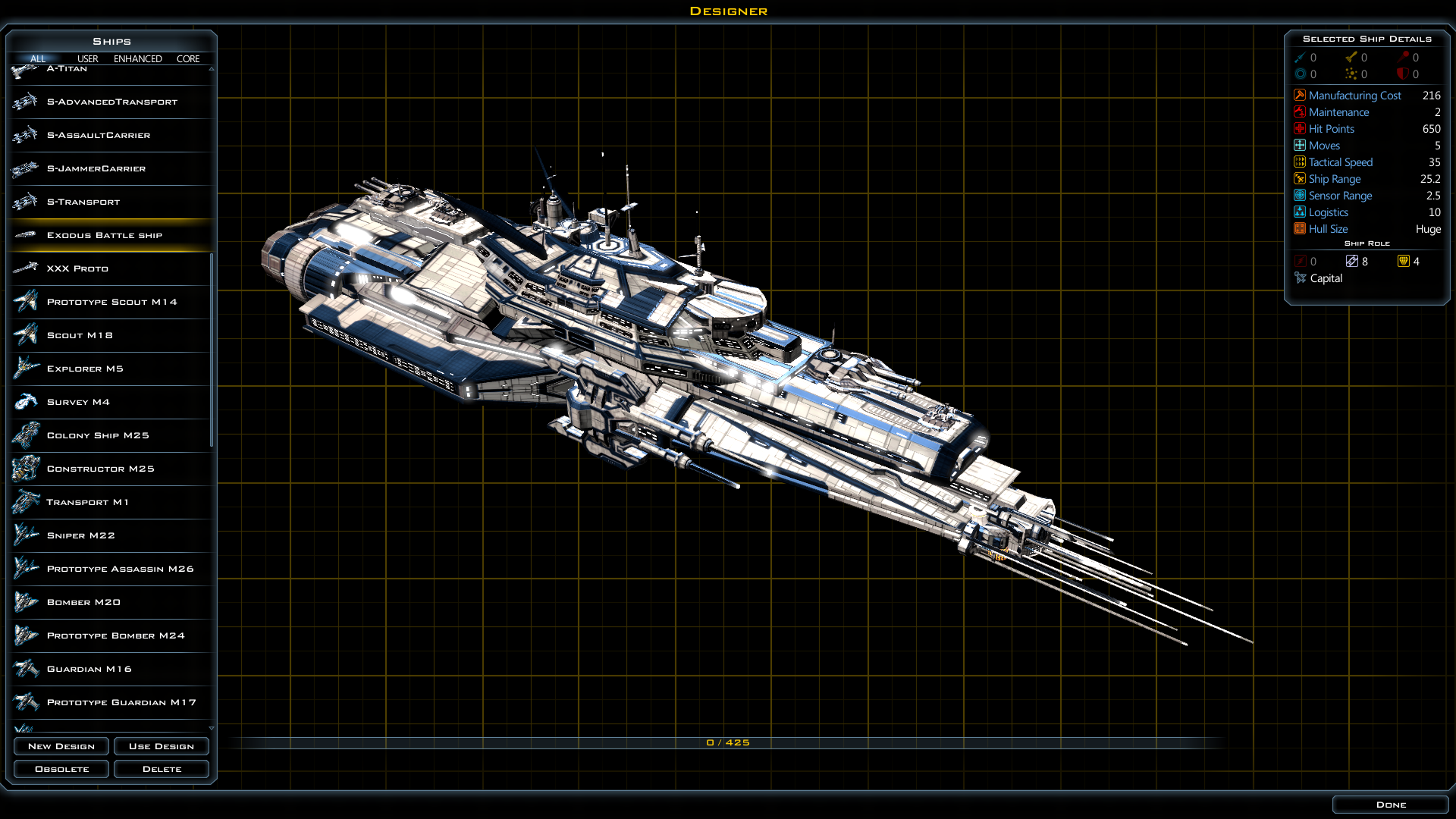 Official Galactic Civilizations III Wiki