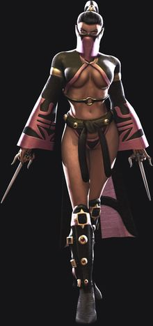 Mileena Encyclopedia Gamia Archive Wiki Humanity S Collective Gaming Knowledge At Your Fingertips