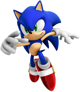 Sonic The Hedgehog Character Codex Gamicus Humanity S
