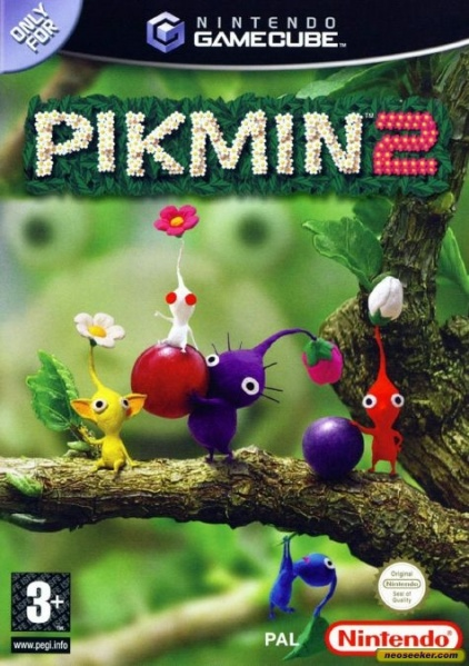 Pikmin 2 Codex Gamicus Humanity S Collective Gaming Knowledge