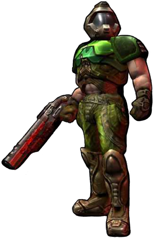 Doomguy Codex Gamicus Humanity S Collective Gaming Knowledge