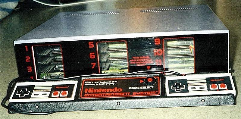 """Recensement des versions """"atypiques"""" des consoles NESm82"""