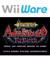 Castlevania - The Adventure ReBirth Coverart.png
