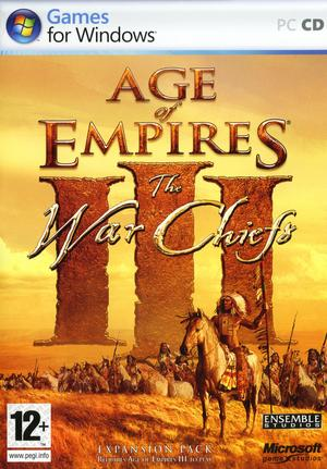 Age of Empires III: The WarChiefs - Codex Gamicus