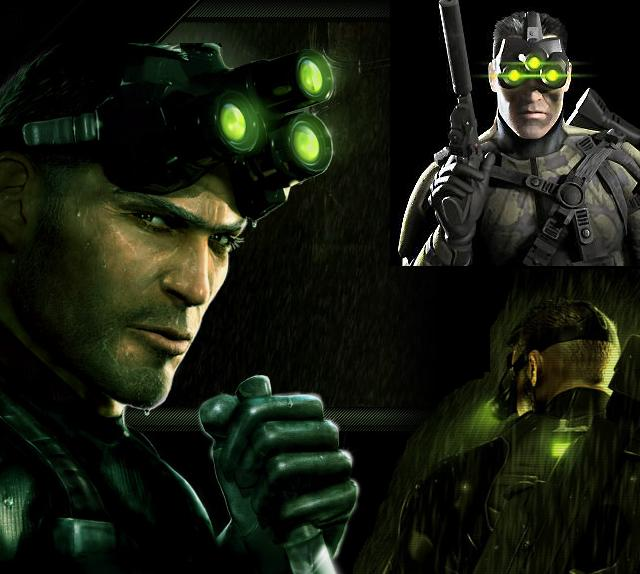 Sam Fisher Codex Gamicus Humanity S Collective Gaming