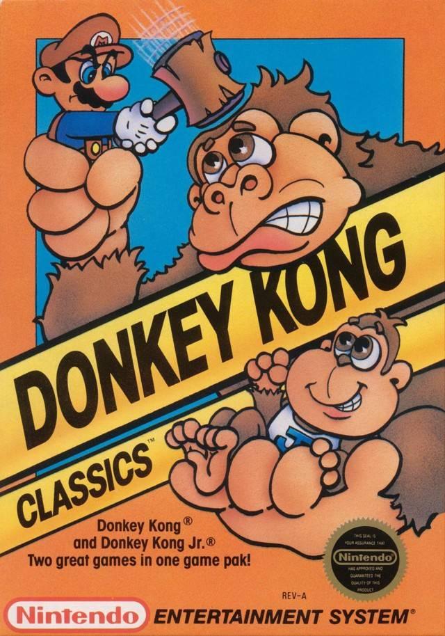 Donkey Kong Classics Codex Gamicus Humanitys Collective Gaming