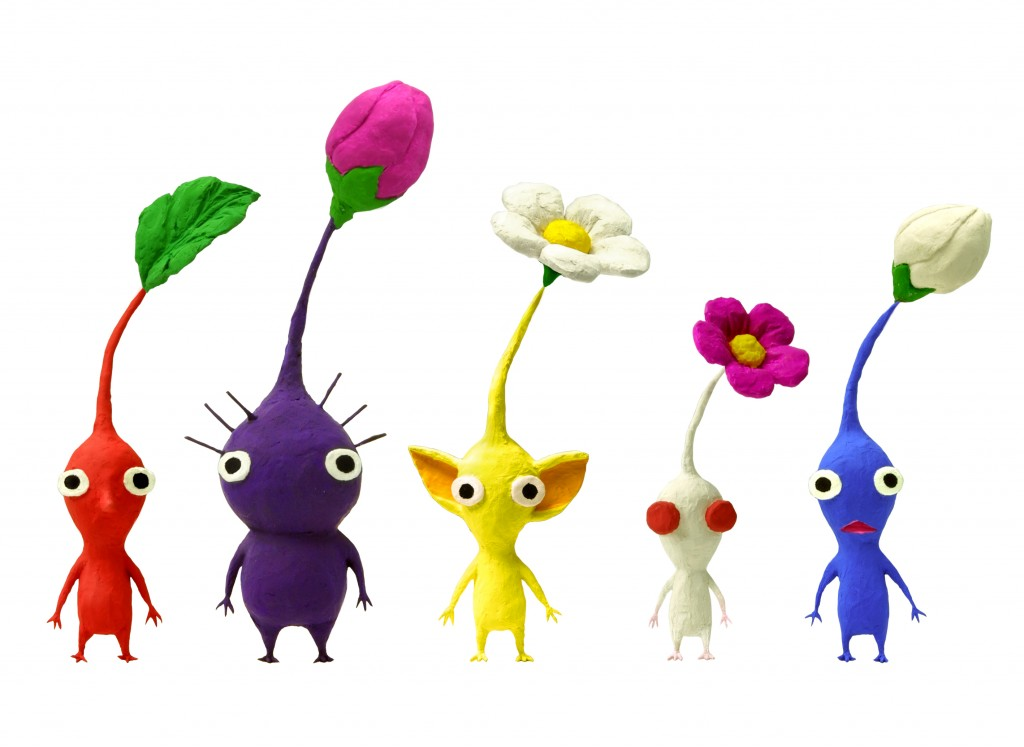 Pikmin Species Codex Gamicus Humanity S Collective Gaming