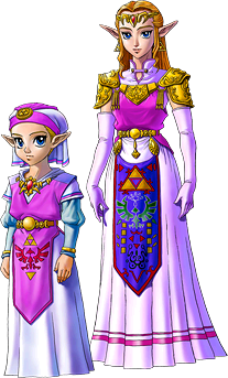 Princess Zelda Codex Gamicus Humanity S Collective