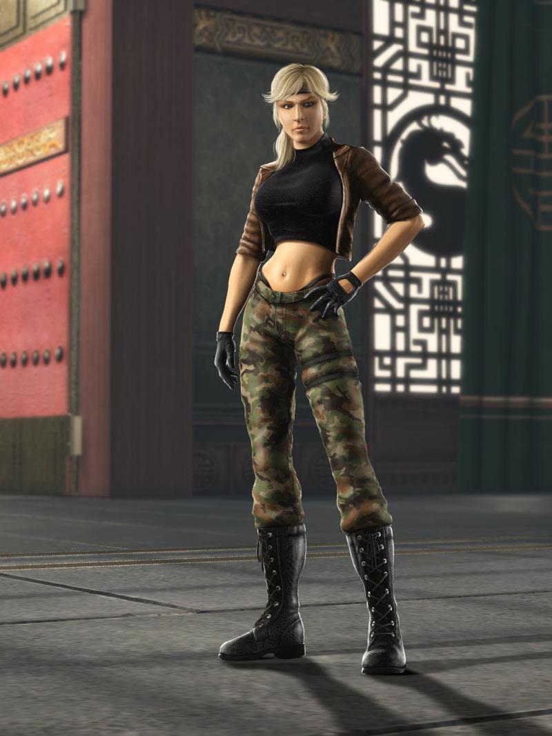 Sonya Blade Codex Gamicus Humanity S Collective Gaming