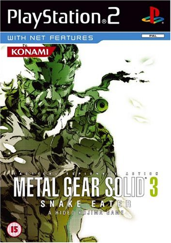 Metal Gear Solid 3 Snake Eater Codex Gamicus Humanity S