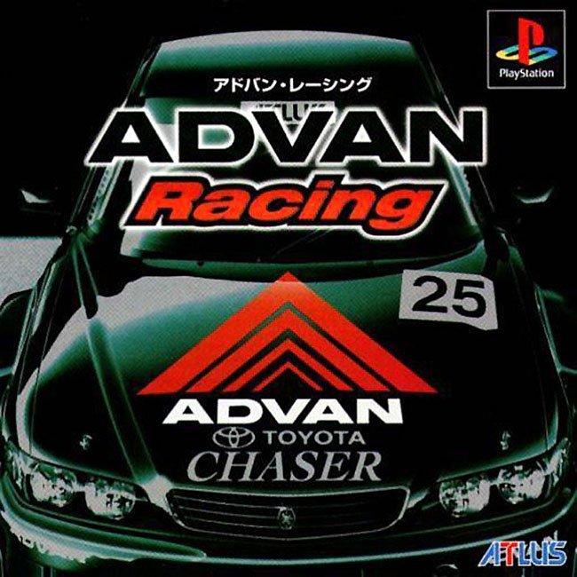 ADVAN Racing PS1
