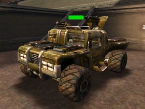 List of vehicles in Unreal Tournament 2004 - Codex Gamicus