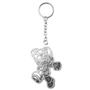 Silver Mario - Metal Keychain.jpg