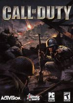 Call of Duty box art