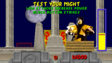 Test your Might