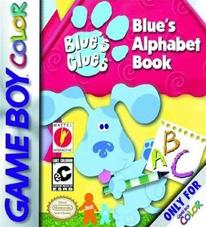 Front-Cover-Blue's-Clues-Blue's Alphabet-Book-NA-GBC.jpg