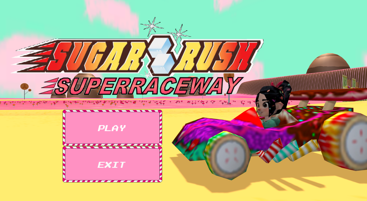 Sugar Rush The Game